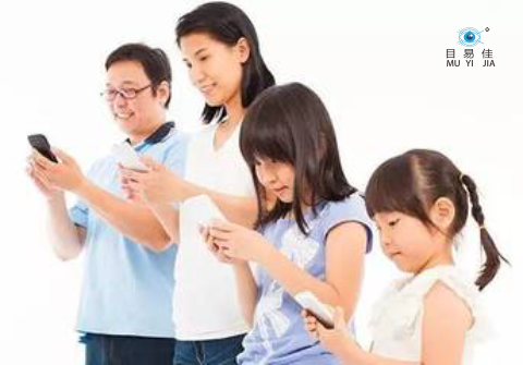 手机族视力伤害大!视力健康加盟项目怎么样?