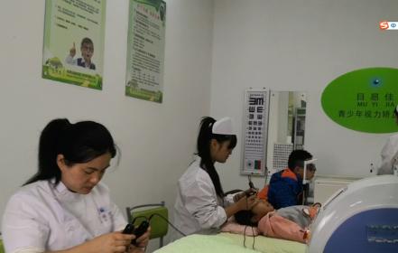 青少年视力保健的意义与目易佳